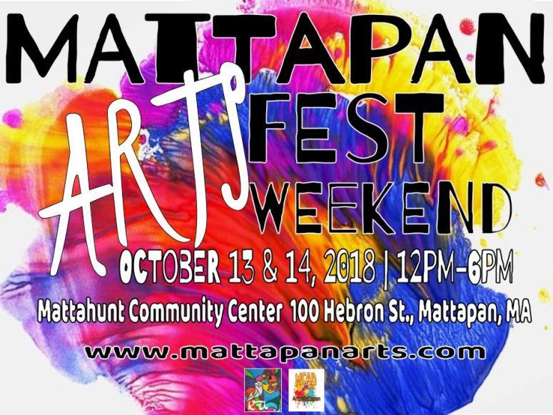 Mattapan Arts Fest October 2018